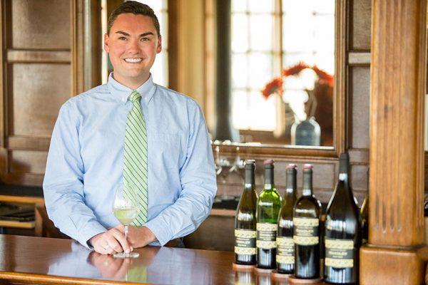 Travis Scott, General Manager, Handley Cellars